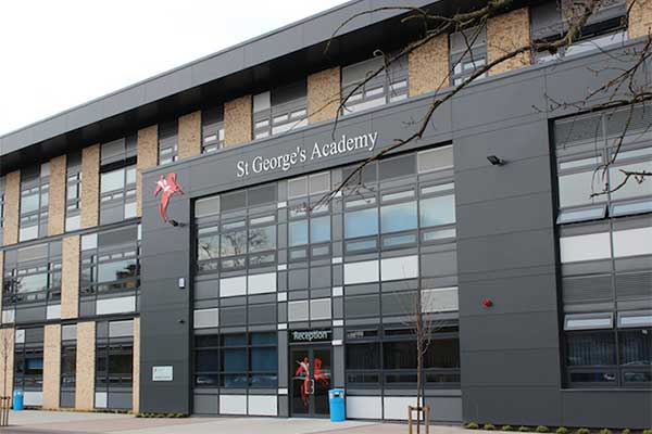 st george's academy partnership