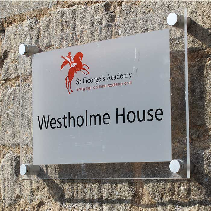 Westholme house St George's Academy Sleaford